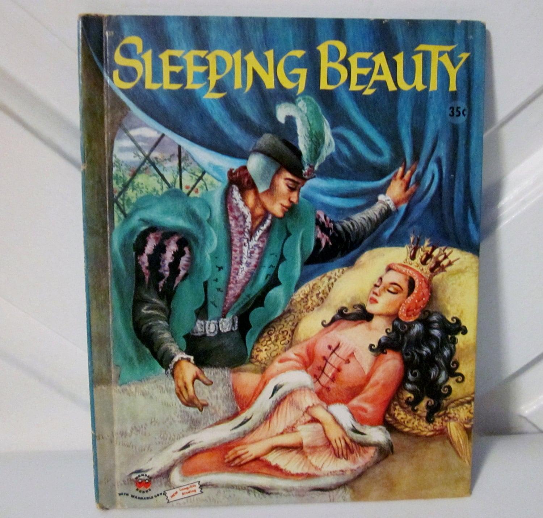 Sleeping Beauty Vintage 46