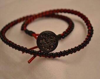 Double Wrap Lash Bracelet