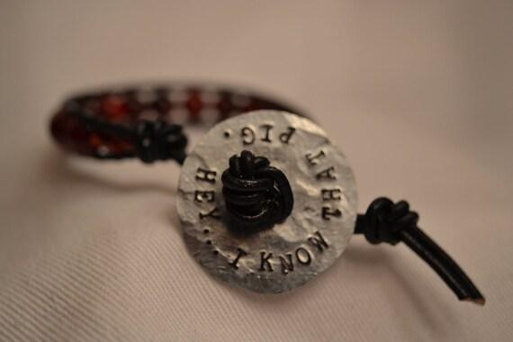 True Blood Wrap Bracelet