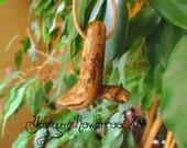 Thor's Hammer amulet - Natural shapped pendant - Viking God protection