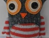 Stripey Owl
