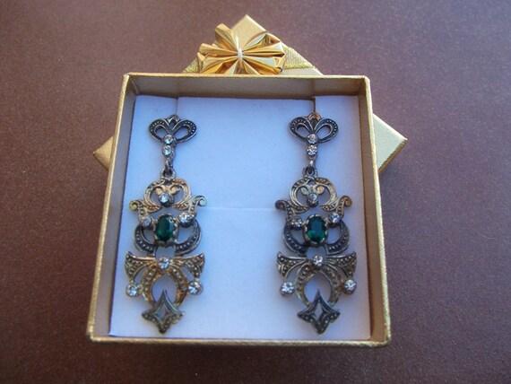 Vintage Spanish Earrings