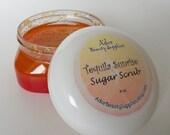 Tequila Sunrise Sugar Scrub 4oz Vegan