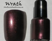 Wrath Nail Polish 8 ml Vegan Non-Toxic - 7 Deadly Sins