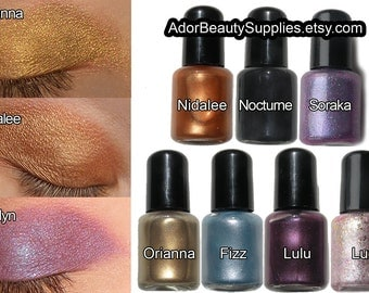 Lady's Choice Champion Bundle 10 Pack of League of Legends Inspired Nail Polishes and Eye Shadows