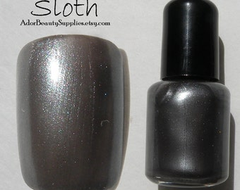 Sloth Nail Polish 8 ml Vegan Non-Toxic 7 Deadly Sins