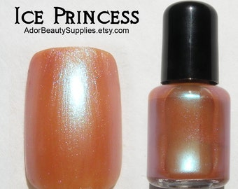 Ice Princess Nail Polish 8 ml Vegan Non-Toxic