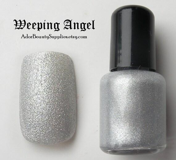 Weeping Angel Nail Polish 8 ml Vegan Non-Toxic