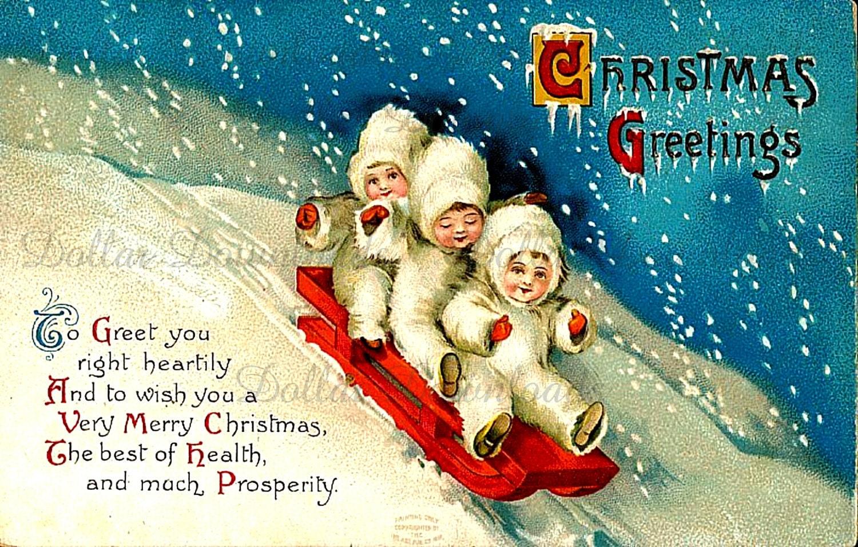 Новогодние поздравления и рождественские поздравления с
