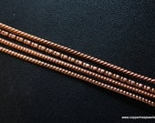Patterned Wire 5' Sampler Pack - Pure Copper Wire