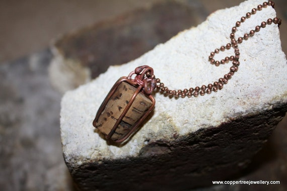 Cage Pendant TUTORIAL - super easy DIY project tut by Copper Tree Jewellery