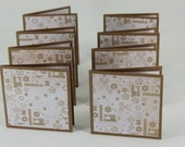 Mini Cards- Sewing