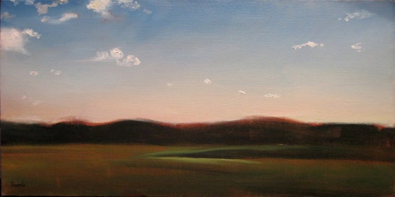 fields, open sky, quincy