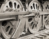 Train Abstract Number Two - photograph 8x10