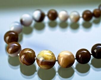 S A L E  Moroccan Agate Necklace