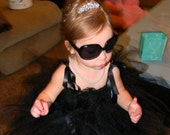 Breakfast at Tiffany's Inspired Tutu Dress