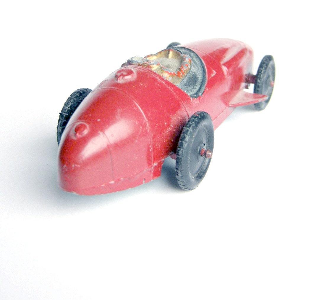 Vintage Tootsie Toy Ferrari Toy Car By DairyFarmAntiques