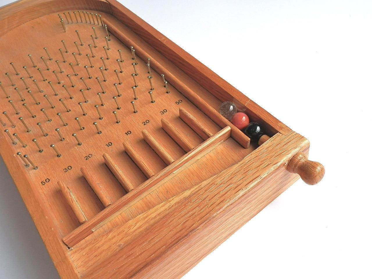 Vintage Wooden Game 29