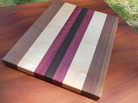 handmade wood cutting boards,