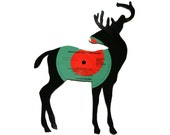 Deer LP record