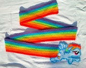 MLP RainbowDash SonicBoom Scarf
