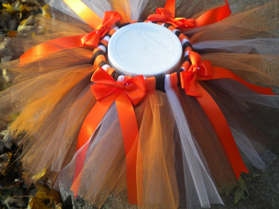 Custom Sports Tutu, Cleveland Browns/Bowling Green/Thanksgiving,can do most team colors, Football, NFL,  for babies, toddlers, girls