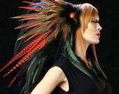 Reserved - Anna Watson Sindelar - Creative Director, FLUXX - 3 Flame Headdresses