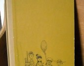 ON SALE Illustrated Children's Book -- The Story of Four Little Children Who Went Round The World, First Edition