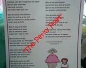 """Grandma, Why  Granddaughter, Cute Poem by """"The Perky Poet"""""""