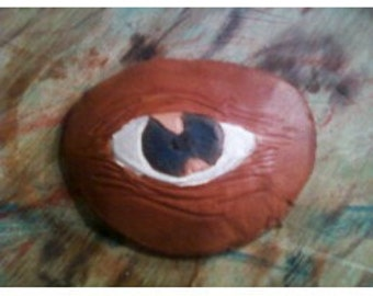 Mad Eyepatch with tie