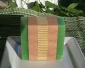Fresh Bamboo glycerin soap