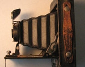 Nice OLD Kodak Folding Bellows Camera