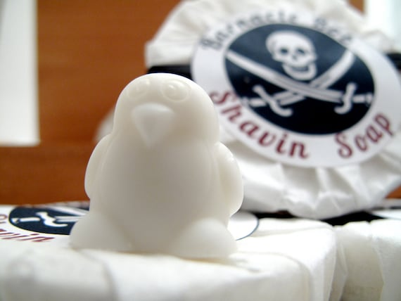 Barnacle Bob Shaving Soap by the BWW