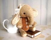 PATTERN Download to create Teddy like Elefant Sasha 9-10 inches