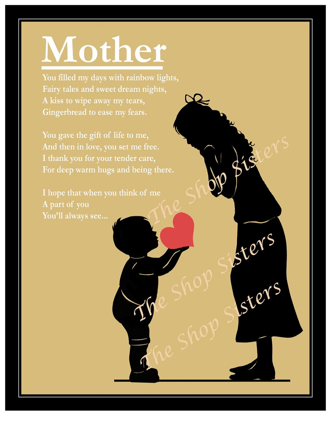 Mother To Son Quotes And Poems Mothers Quotes To Her ...