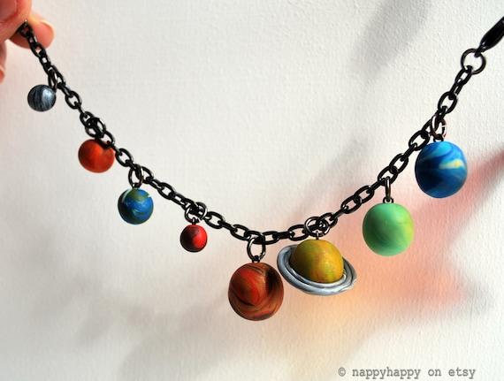 solar system bracelet - photo #3