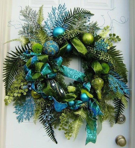 Items similar to custom wreath deposit for sabine large