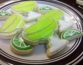 Custom order- Margarita Cookies