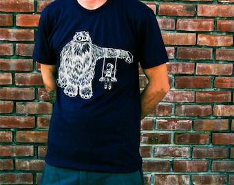Monster Camouflage Men's/Unisex T-Shirt