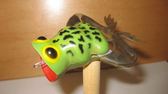 Jensen Kicker Frog Jensen Distibuting Co colllectible  Mechanical ON SALE