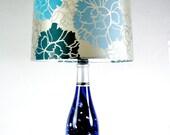 Lighted Wine Bottle Lamp LED 4 Option Moscato D'Asti