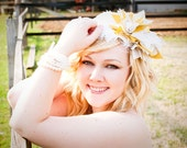 Little Miss Sunshine - Wedding Hair Piece