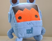 Bluey Invader - Plush