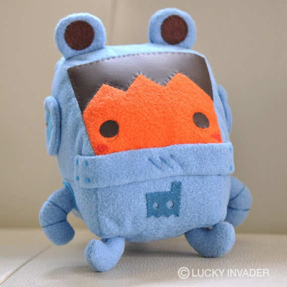 Bluey Invader - Plush