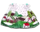 Girls Bubble Skirt - The Country House