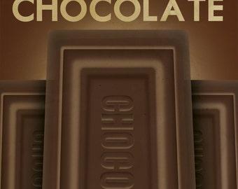 Chocolate Propaganda Poster