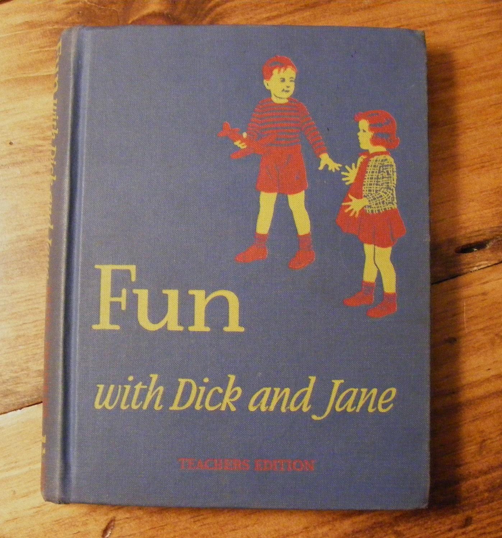 Decrypting dick fun jane