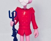 Pink Panther Toy Kinder - lead soldier