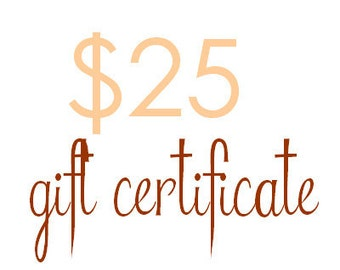 Happy Day Antiques Gift Certificate - the Perfect Gift for Him or Her, Unisex Gift Vintage Gift, Antique Gift + Retro Gift, Mid Century Gift