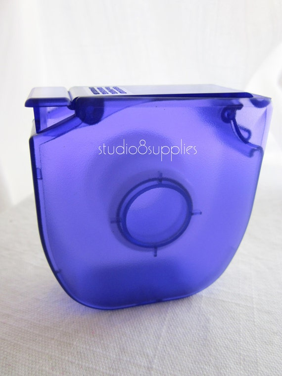 Purple Washi Tape Dispenser - Handy Type